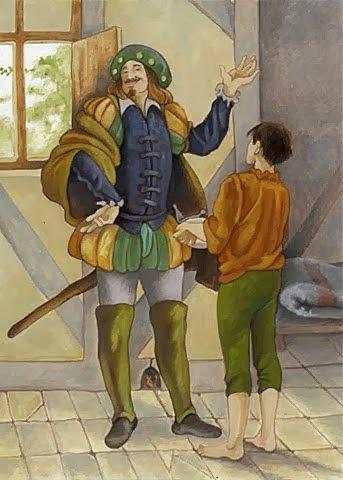 Lazarillo de Tormes (Tratado 3)