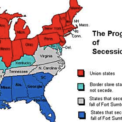Long and Short-Term Causes of Secession timeline