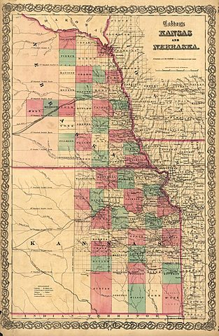 The Kansas-Nebraska Act was Signed