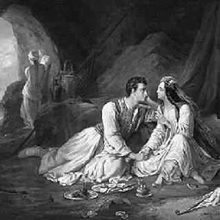 El burlador de Sevilla y convidado de piedra (Acto 3)