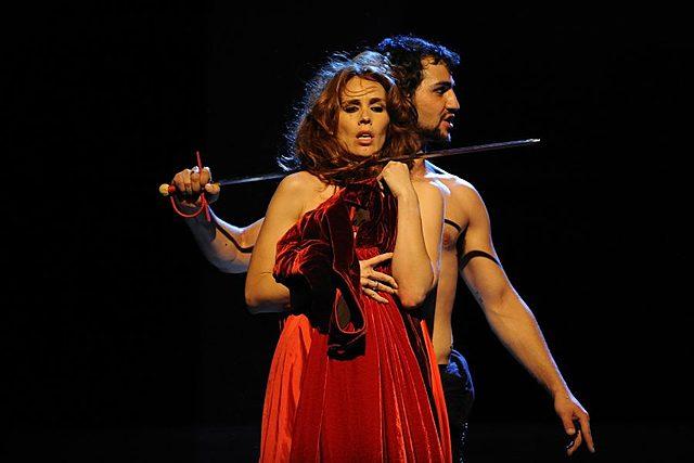El burlador de Sevilla y convidado de piedra (Acto 2)