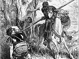 Don Quijote (Capitulo 4)