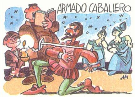El ingenioso hidalgo don Quijote de la Mancha (Capitulo 3)