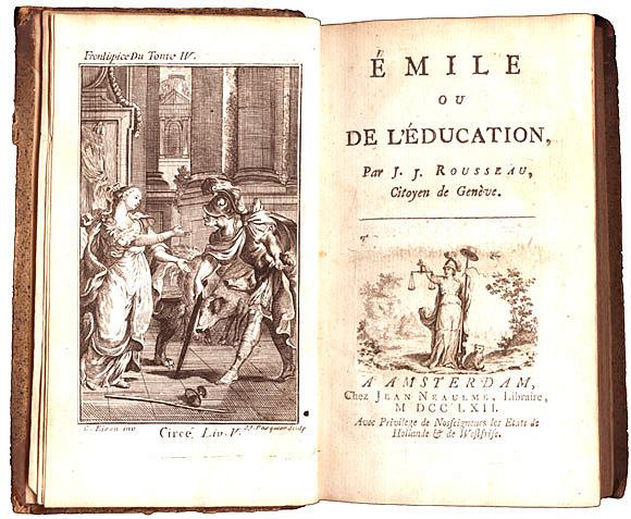 Émile ou De l'éducation (Rousseau)