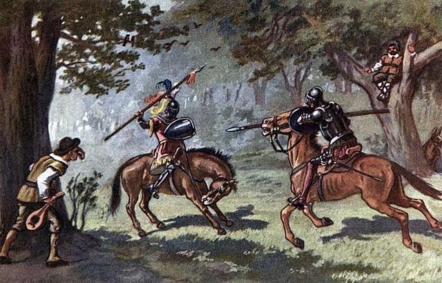 Don Quijote de la Mancha Capitulo 9