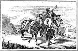 El ingenioso hidalgo Don Quijote de la Mancha (capitulo 5)