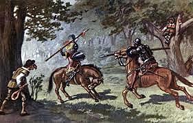 El ingenioso hidalgo Don Quijote de la Mancha (capitulo 9)