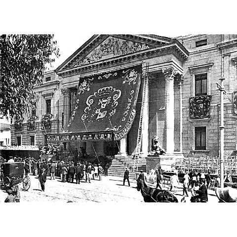 Coronació d'Alfons XIII