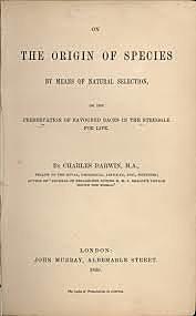 Pubblicazione libro Darwin