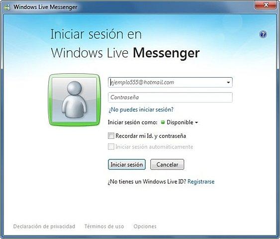 MSN Messenger cierra