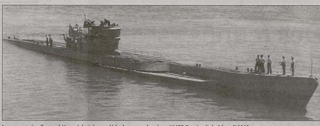 SS Nicoya et le Leto sont coulés par U-boat allemand U-553