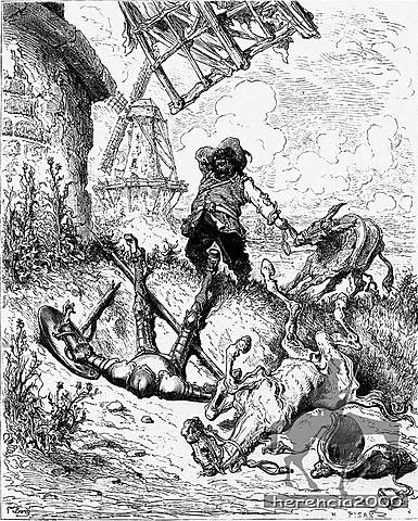 El ingenioso hidalgo don Quijote de la Mancha (Capitulo 8)
