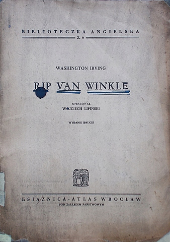 В. Ирвинг. Рип Ван Винкль.