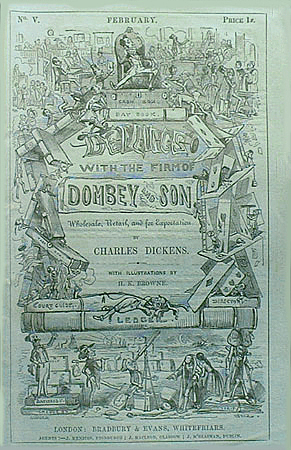 Чарльз Диккенс. Домби и сын.