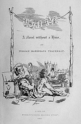 Уильям Мейкпис Теккерей. Ярмарка тщеславия.