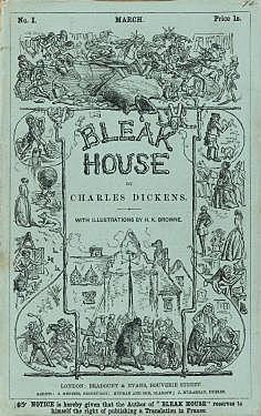 Чарльз Диккенс. Холодный дом.