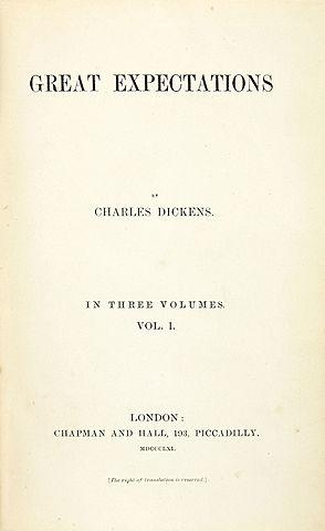 Чарльз Диккенс. Большие надежды.