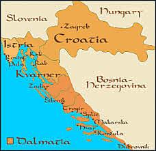 Κροατία-Δαλματία