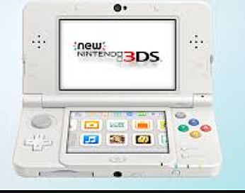 New nintedo 3DS