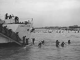 La bataille de Juno Beach - Normandie