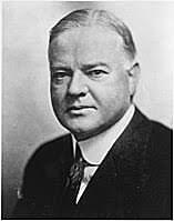 élection de Herbert Hoover