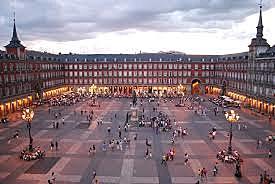 PLAÇA MAYOR DE MADRID