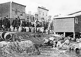 Prohibition au Canada