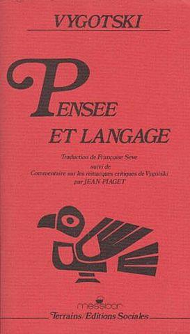 Pensée et langage (Vygotski)