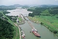 Panama Canal Finished