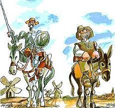 El Ingenioso Don Quijote de la Mancha Capitulo 5