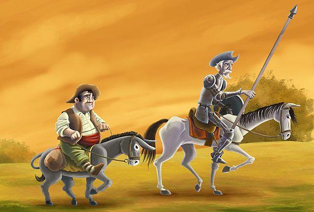 El Ingenioso Don Quijote de la Mancha Capitulo 8