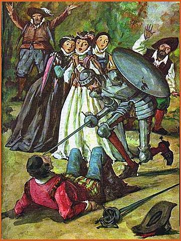 El Ingenioso Don Quijote de la Mancha Capitulo 9