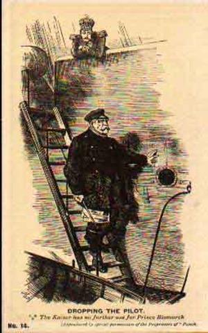 Bismarcks Resignation