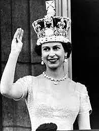 Elizabeth II devient reine