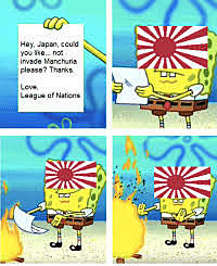 japan invaded manchuria