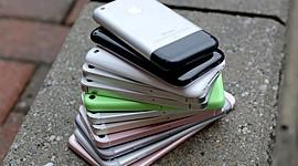 Evolution of iPhones timeline