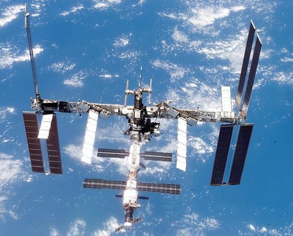 ISS Anniversary