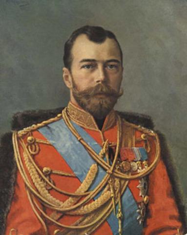 Tsar Abdication