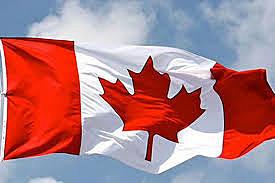 Adoption du nouveau drapeau Canadien