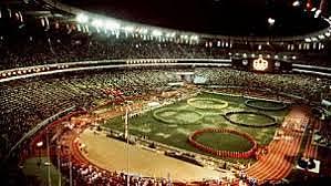 Jeux olympiques d'été à Montréal