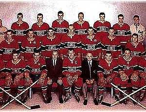 Élimination du Canadien de Montréal en finale de la coupe Stanley