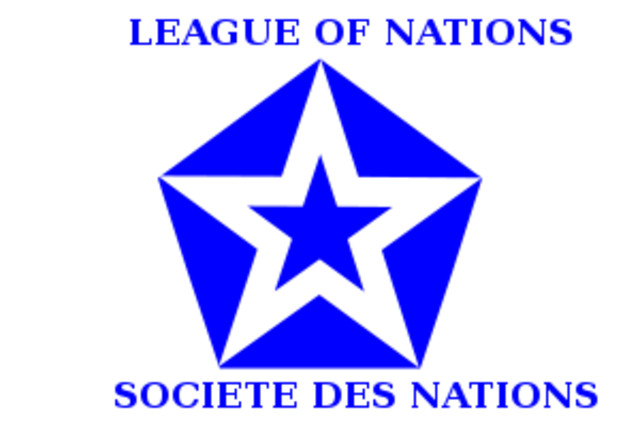 The League of Nations Comes Into Being