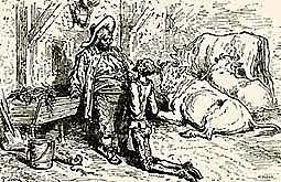 Don Quijote de la Mancha: Cap. 3