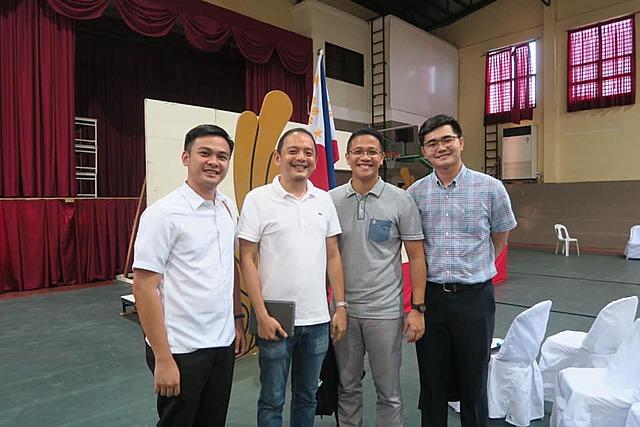 LR attends PAPCLC 1st General Assembly & Election