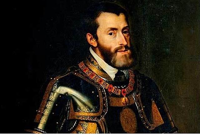Carles1 emperador d'Alemanya Revoltes de les comunitats i les Germanies