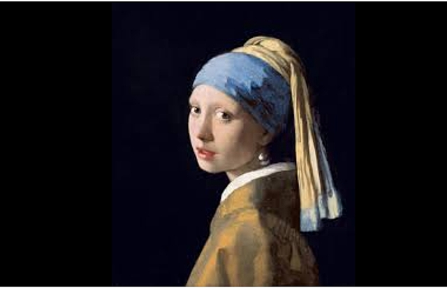 Vermeer  la noia de la perla