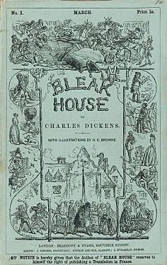 Чарльз Диккнес. Холодный дом