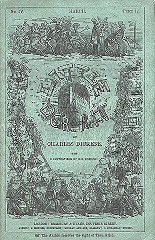 Чарльз Дикккенс. Крошка Доррит.