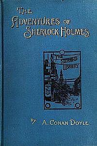 Артур Конан Дойль. Приключения Шерлока Холмса.