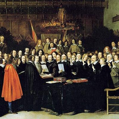 L' Europa del segle XVII timeline